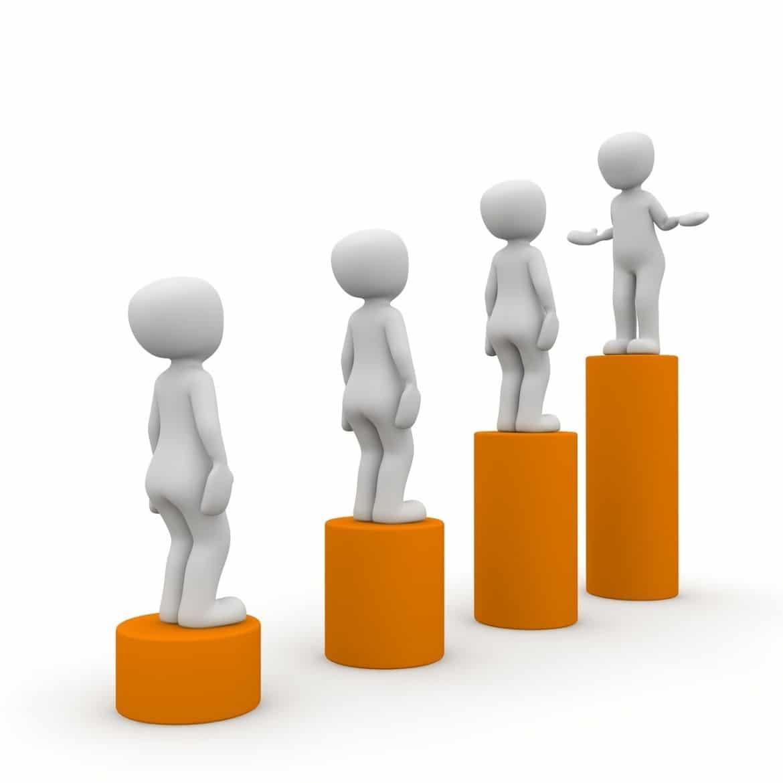 Hvilke rankingfaktorer skal du have styr på, hvis du vil vippe konkurrenten af førstepladsen i søgeresultaterne?