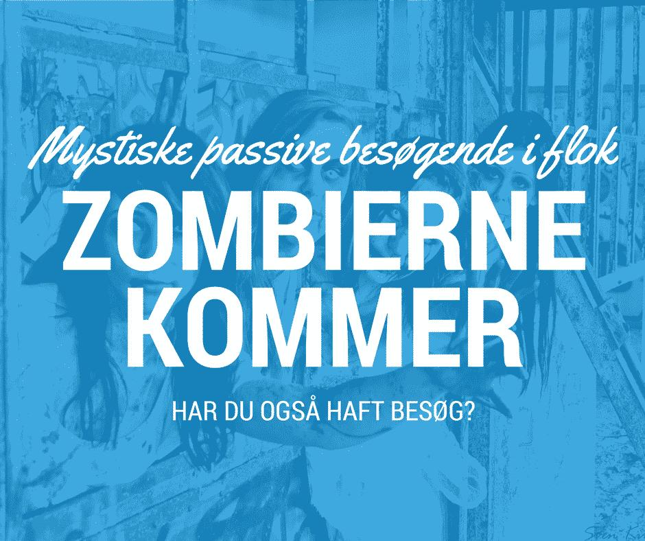 Zombietrafik ryster internettet! Kommer de til Danmark?