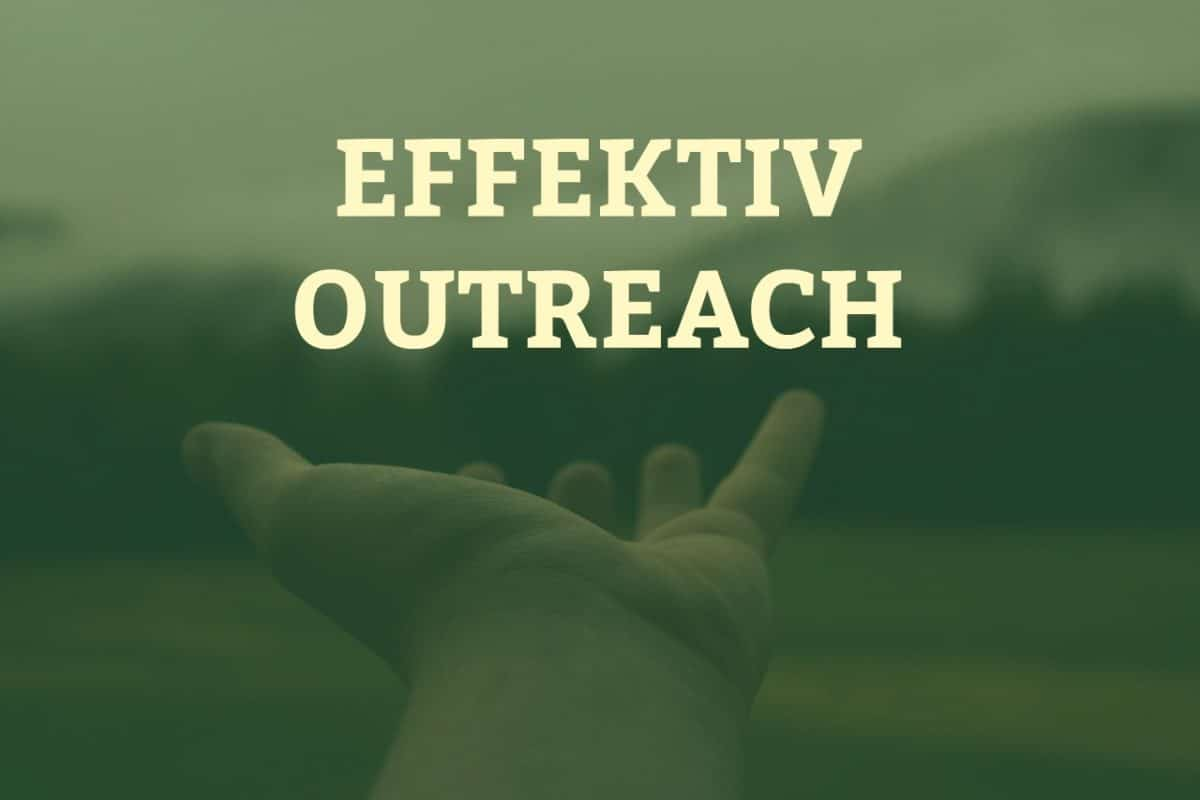 effektiv outreach