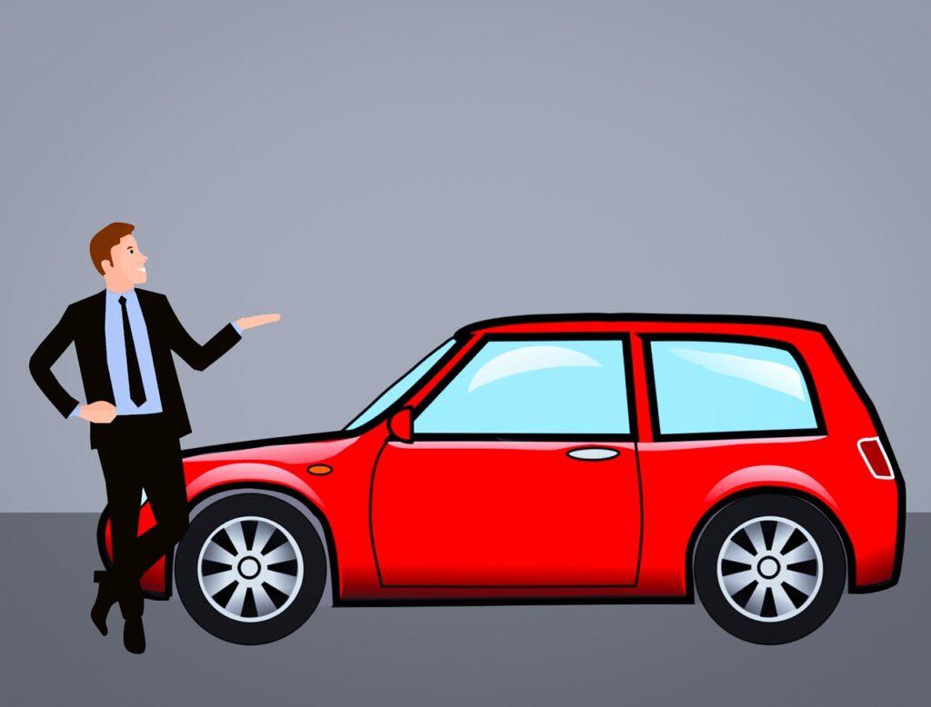 Bilsælger