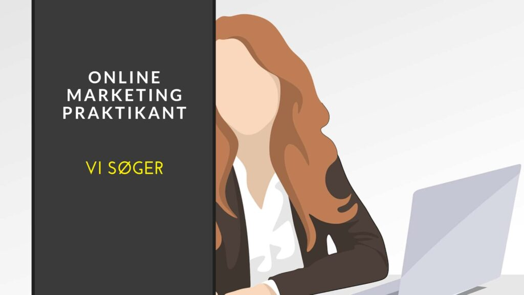 online marketing praktikant