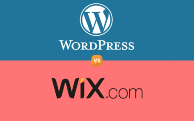 WordPress vs. Wix